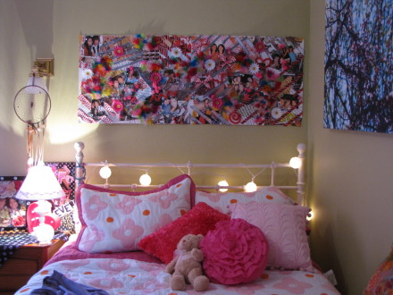 Teenage Girl's Bedroom